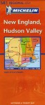 Michelin New England, Hudson Valley - Michelin Travel Publications