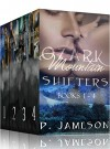 Ozark Mountain Shifters Boxed Set: Paranormal Romance Collection (Books 1-4) - P. Jameson