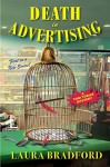 Death in Advertising - Laura Bradford