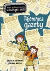 Tajemnica gazety (Biuro detektywistyczne Lassego i Mai, #8) - Martin Widmark, Helena Willis, Barbara Gawryluk