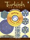 Turkish Designs CD-ROM & Book - Alan Weller, Dover Publications Inc.