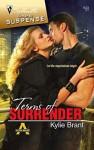Terms of Surrender (Alpha Squad #1) (Silhouette Romantic Suspense #1533) - Kylie Brant