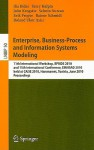 Enterprise, Business-Process and Information Systems Modeling: 11th International Workshop, BPMDS 2010 and 15th International Conference, EMMSAD 2010 Held at CAiSE 2010, Hammamet, Tunisia, June 7-8, 2010 Proceedings - Ilia Bider, Terry Halpin, John Krogstie, Selmin Nurcan, Erik Proper, Rainer Schmidt, Roland Ukor