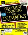 Gourmet Cooking for Dummies/Entertaining for Dummies - Charlie Trotter, Judi Carle