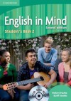 English in Mind Level 2 Student's Book with DVD-ROM - Herbert Puchta, Jeff Stranks
