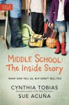 Middle School: The Inside Story: What Kids Tell Us, But Don't Tell You - Cynthia Ulrich Tobias, Sue Acuna
