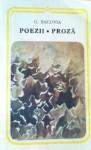 Poezii, Proza - George Bacovia, Ion Bogdan Lefter