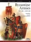 Byzantine Armies 325 AD - 1453 AD - Dimitris Belezos