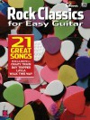 Rock Classics for Easy Guitar - Cherry Lane Music Co