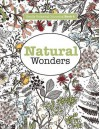 Really RELAXING Colouring Book 4: Natural Wonders: A Colourful Journey Through the Natural World (Really RELAXING Colouring Books) (Volume 4) - Elizabeth James