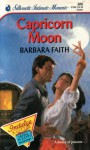 Capricorn Moon - Barbara Faith