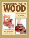 Working with Wood - Tom Carpenter