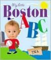 My Little Boston ABC - Cliff Road Books