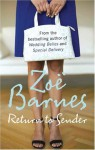 Return to Sender - Zoe Barnes