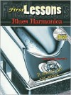 First Lessons Blues Harmonica [With CD and DVD] - David B. Barrett