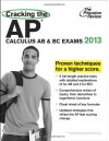 Cracking the AP Calculus AB & BC Exams, 2011 Edition - Princeton Review, Princeton Review