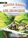 Love, Lies and Liquor - M.C. Beaton, Penelope Keith