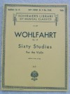 Wohlfarht Op. 45: Sixty Studies for the Violin: Book 2 (nos. 31-60 (Schirmer's Library of Musical Classics, vol 839) - Franz Wohlfahrt, Gaston Blay