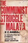 The Communist Struggle in Malaya - Gene Z. Hanrahan, Victor Purcell