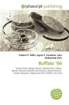 Buffalo '66 - Frederic P. Miller, Agnes F. Vandome, John McBrewster
