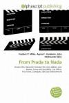 From Prada to NADA - Frederic P. Miller, Agnes F. Vandome, John McBrewster