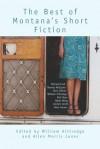 The Best of Montana's Short Fiction - Allen Morris Jones, Allen Morris Jones