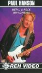 Metal & Rock Improvising: Video - Paul Hanson
