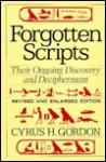 Forgotten Scripts - Cyrus H. Gordon