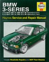 Bmw 3 Series (91 96) Service And Repair Manual (Haynes Service & Repair Manuals) - Steve Rendle, Mark Coombs