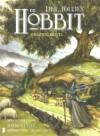 De Hobbit, of Daarheen en weer terug; graphic novel - Chuck Dixon, Fanneke Cnossen, Max Schuchart, David Wenzel