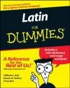 Latin For Dummies - Clifford A. Hull, Steven R. Perkins, Tracy Barr