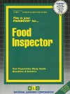 Food Inspector - Learning Natl, Jack Rudman, National Learning Corporation