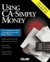 Using CA-Simply Money - Que Corporation