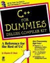 C++ For Dummies Deluxe Compiler Kit - Stephen Randy Davis