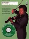 Music CD: Music Minus One Violin: Wieniawski Violin Concerto No. 2 In D Minor, Op. 22; Sarasate Zigeunerweisen ('Gypsy Ways'), Op. 20 (Book & Cd) - Music Minus One