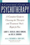 A Consumers Guide to Psychotherapy - Larry E. Beutler, Joel N. Shurkin, Bruce Bongar