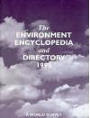 Environ Encyclop & Directory 2/Ed - Europa Publications