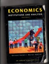 Economics: Institutions & Analysis - Gerson Antell, Walter Harris