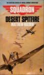 Desert Spitfire (Squadron #4) - Matthew Holden