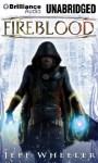 Fireblood (Whispers from Mirrowen) - Jeff Wheeler, Michael Page