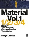 Material Book One (Material Tp) - Ales Kot, Tom Muller, Will Tempest