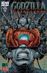 Godzilla: Cataclysm #4 - Cullen Bunn, Dave Wachter