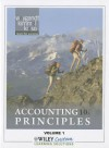 Accounting Principles, Volume 1 - Jerry J. Weygandt, Paul D. Kimmel, Donald E. Kieso
