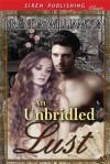 An Unbridled Lust - Brenda Williamson