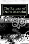 The Return of Dr.Fu Manchu - Sax Rohmer
