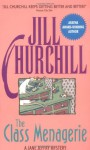 The Class Menagerie - Jill Churchill