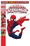 Share Your Universe Ultimate Spider-Man (Marvel Universe Ultimate Spider-Man) - Man of Action, Nuno Plati