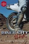 Biker City War - Harriet Buckley