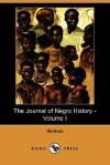 The Journal of Negro History, Volume 1 - Various, Carter G. Woodson