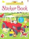 Farmyard Tales Sticker Book - Felicity Brooks